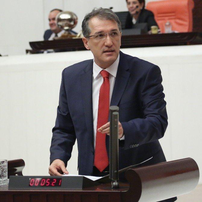 """Milletvekili İrgil: """"Organize Sanayilerde 743 Boş Parsel Varken Tarım Alanına Batı OSB Yapmak Yanlış"""""""