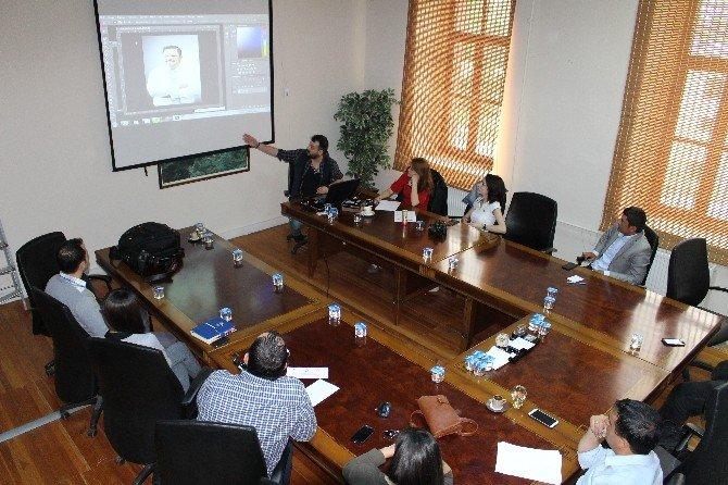 Bilecik Belediyesi'nden Belediye Basın Birimi Çalışanları Ve Basın Mensuplarına Eğitim