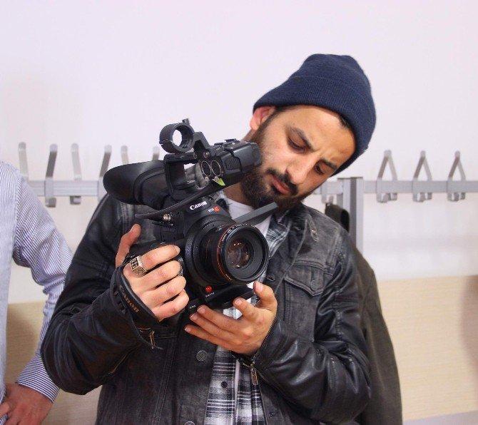 Fotoğrafseverler Canon Ürünlerini Ve Ekipmanlarını Tanıdı