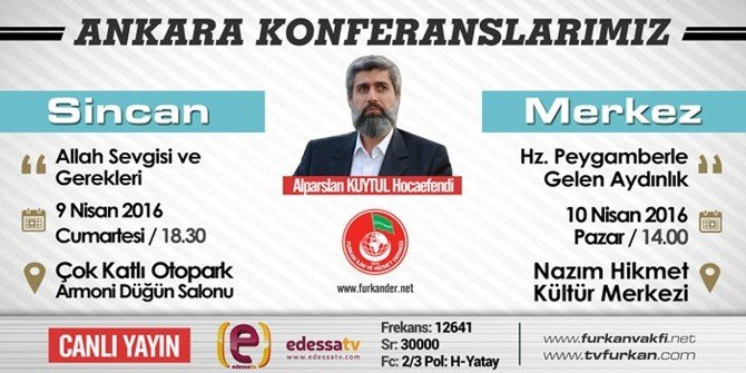 Ankara'da Kutlu Doğum Coşkusu