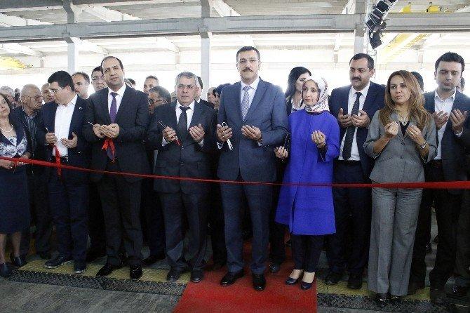 """Bakan Tüfenkci: """"Turizm Sektöründe Morallerin Bozulmaması Gerek """""""