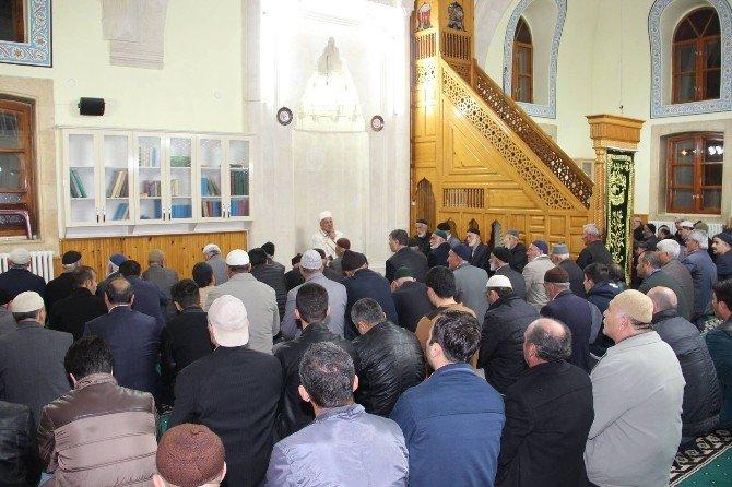 Osman Öztaş Hocalarını Unutmadılar