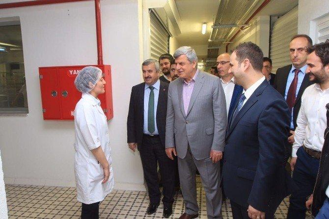 Başkanlardan Esnafa Ziyaret