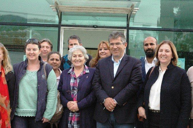"""AK Parti'li Öztürk; """"Turizmde Yüzde 40 Kayıp Beklemiyoruz"""""""