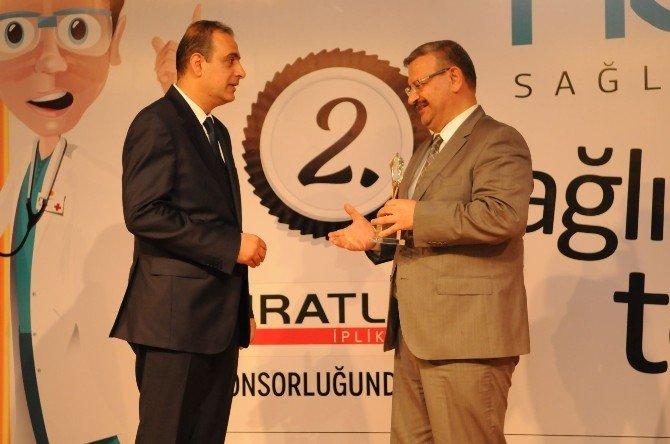 Narkoz Sağlık Dergisi İkinci Sağlık Ödülleri
