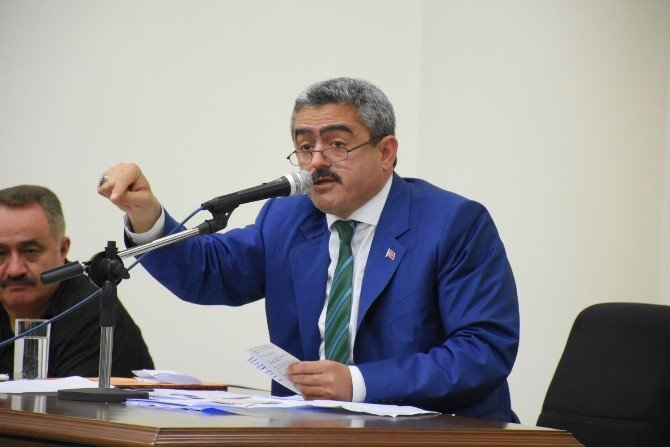 Nazilli Belediye Meclisi, 2015 Faaliyet Raporunu Görüştü