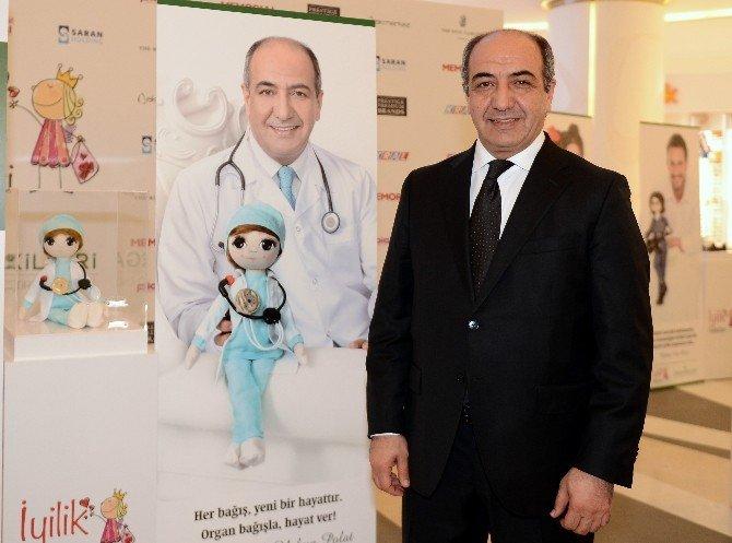 İyilik Bebekleri Organ Bağışı İçin Türkiye'yi Geziyor