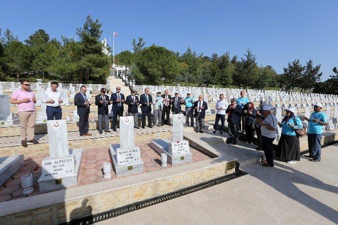 Kıbrıs Gazileri, Kuzey Kıbrıs'ı Yıllar Sonra Gezdi
