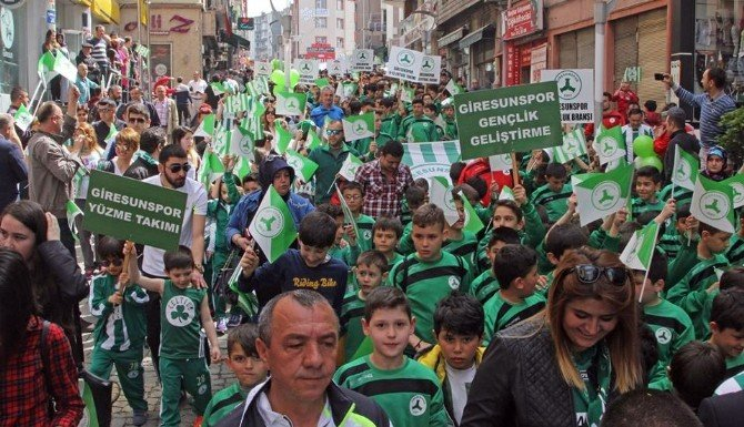 Giresunspor'un Kuruluşunun 49. Yıl Dönümü Kutlandı