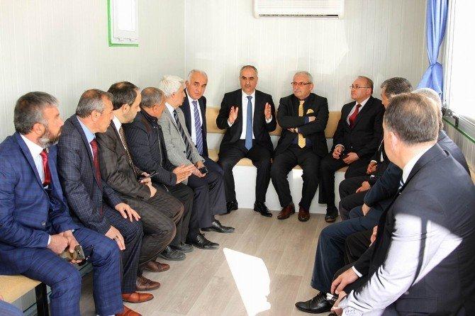 Sivas Belediyesi'nden Yeni Taziye Uygulaması