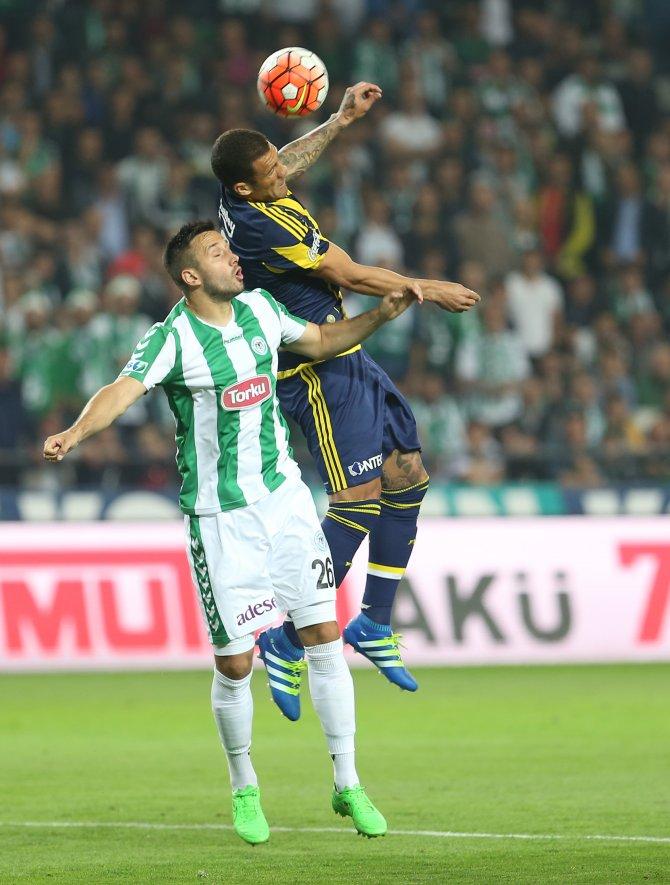 Torku Konyaspor: 2 - Fenerbahçe: 1
