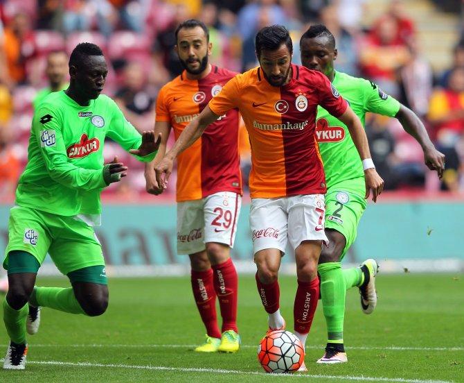 Galatasaray: 1 - Çaykur Rizespor: 1