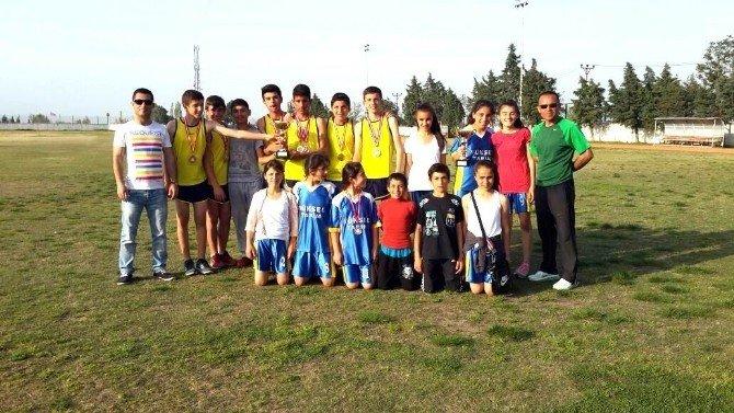 Atletizmde Taytan Rüzgarı Esti