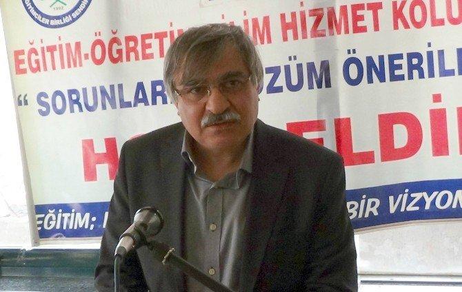 Eğitim Bir-sen Diyarbakır Şubesi Divan Toplantısı Yapıldı