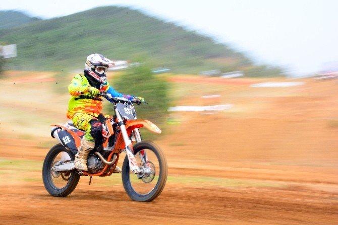 Türkiye Motokros Şampiyonası Fethiye'de Başlıyor