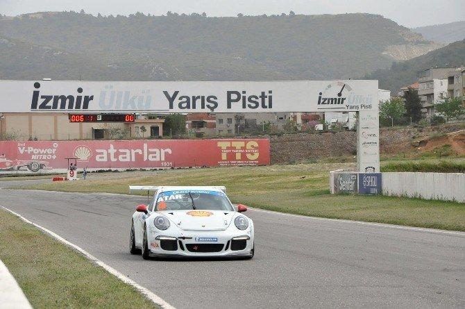 Türkiye Pist Şampiyonası İzmir Park'ta Başlıyor