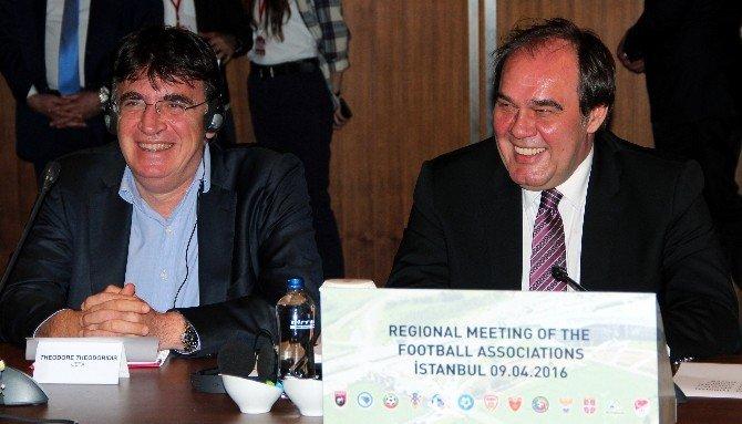 Bölgesel Federasyonlar Toplantısı Yapıldı