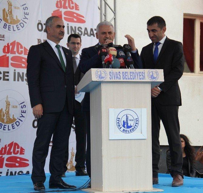 """Ulaştırma Bakanı Yıldırım: """"Açılan Her Tünel Terör Örgütüne Vurulan En Büyük Darbedir"""""""