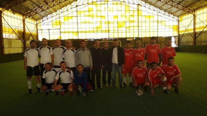Van Gıda, Tarım Ve Hayvancılık İl Müdürlüğü'nden Futbol Turnuvası