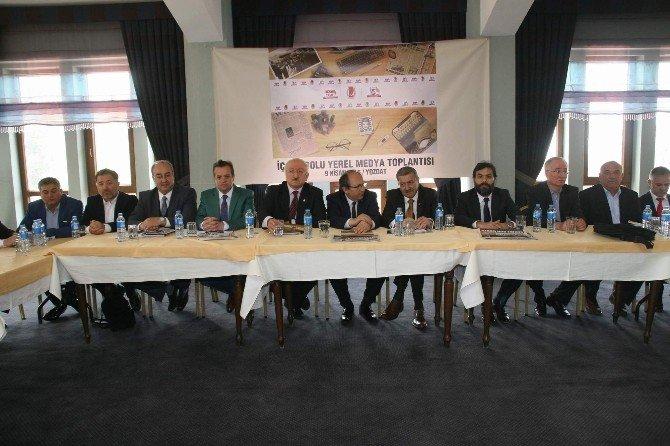 İç Anadolu Medya Toplantısı Yozgat'ta Yapıldı