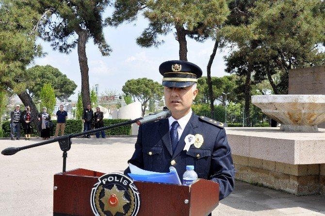 10 Nisan Polis Günü Balıkesir'de Kutlandı