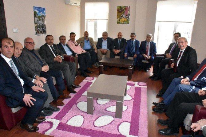 Süleymanpaşa'da Tekirdağ Malatyalılar Derneği Açıldı