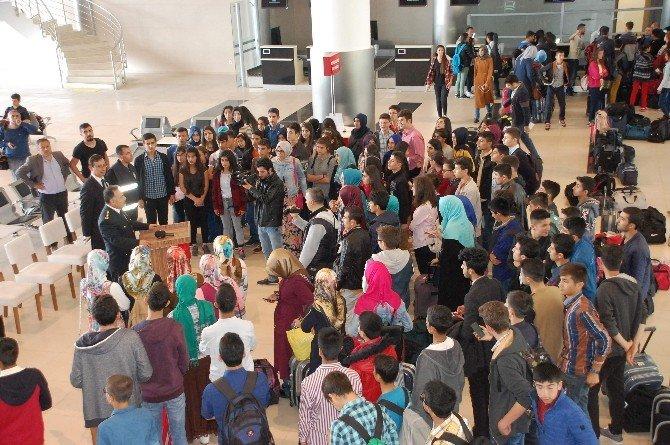 Emniyet Teşkilatının 171. Yıl Dönümünde 171 Öğrenci 5 İl Gezecek