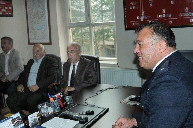 Çelikhan'da Polis Teşkilatının 171.yıl Dönümü Kutlandı