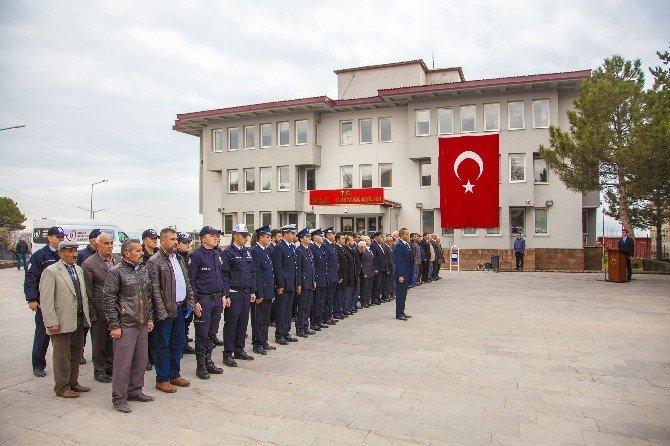 Ahlat'ta Polis Haftası Törenle Kutlandı