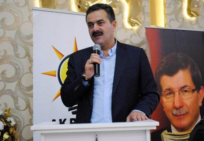 """AK Partili İpek: """"Sistemin Tıkır Tıkır İşleyebileceği Bir Anayasa Yapmak İstiyoruz"""""""