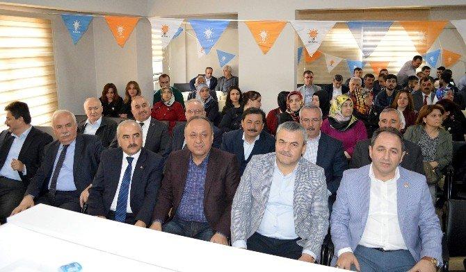AK Parti İl Başkanlığı, 45 Bin Üyesini Ziyaret Edcek