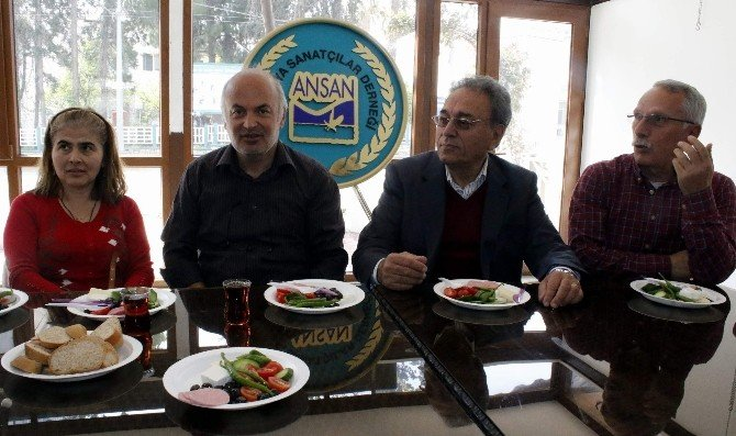 Ansan, EXPO 2016'da Görev Alacak