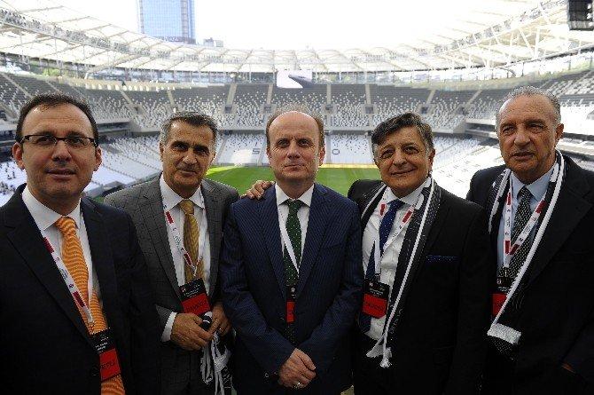 Vodafone Arena'nın Protokol Açılışı Yapıldı