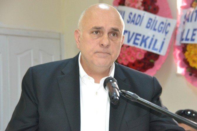 """AK Partili Bilgiç: """"44 Vaadimizin Hepsini Gerçekleştirdik"""""""