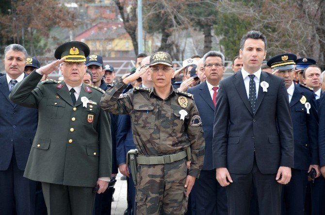Bitlis'te 10 Nisn Polis Haftası Kutlamaları