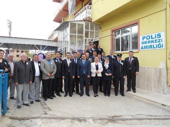 Bolvadin'de Polis Teşkilatının 171. Yıldönümü Törenle Kutlandı