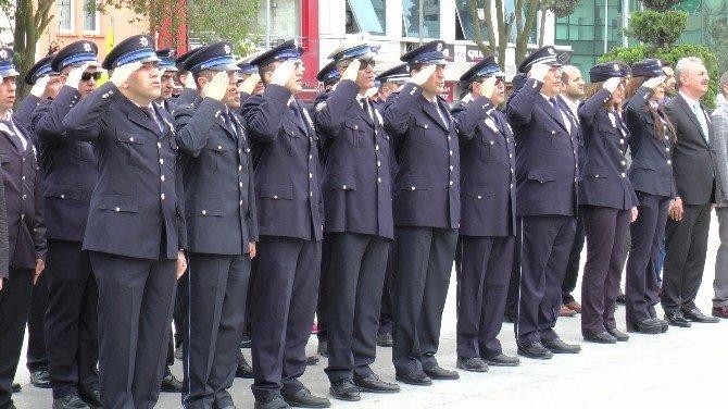 Gebze'de Polis Haftası Kutlandı