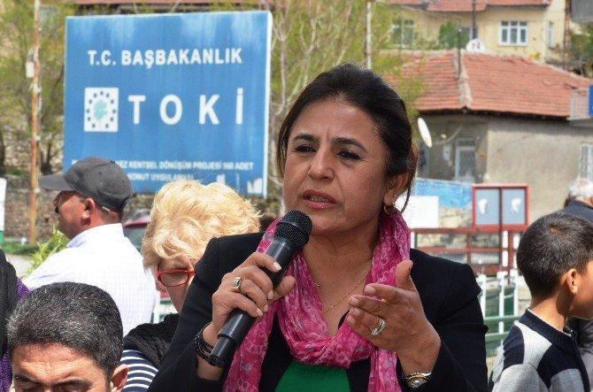 CHP'den 'Kentsel Dönüşüm Gerçeği' Toplantısı