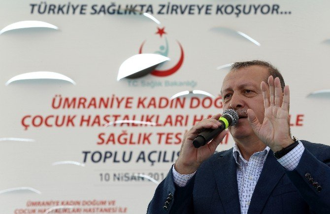 """Cumhurbaşkanı Erdoğan: """"Legal Görünüm Altında İllegal Terör Örgütlerine Müsaade Edilmeyecek"""""""