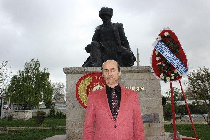 Mimar Sinan Edirne'de Törenle Anıldı