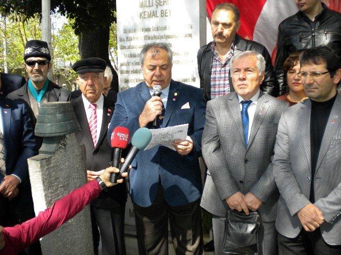 Milli Şehit Kaymakam Kemal Beyin Şehadetinin 97. Yılı Anma Töreni