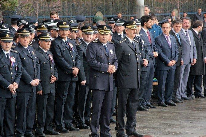 Erzurum'da 10 Nisan Polis Haftası
