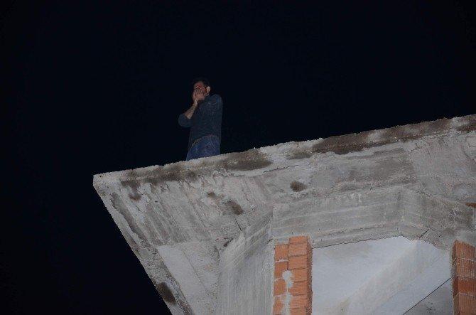 Eskişehir'de İntihar Girişimi