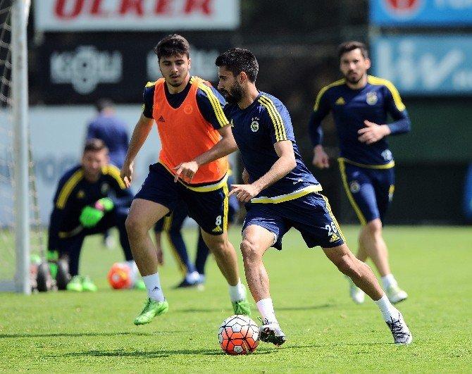 Fenerbahçe, Derbi Hazırlıklarına Başladı