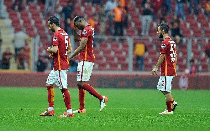 Galatasaray İkinci Yarıda 10 Puan Topladı