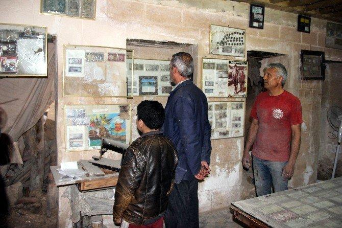 Para Müzesi Başına Yıkıldı Ama Pes Etmiyor