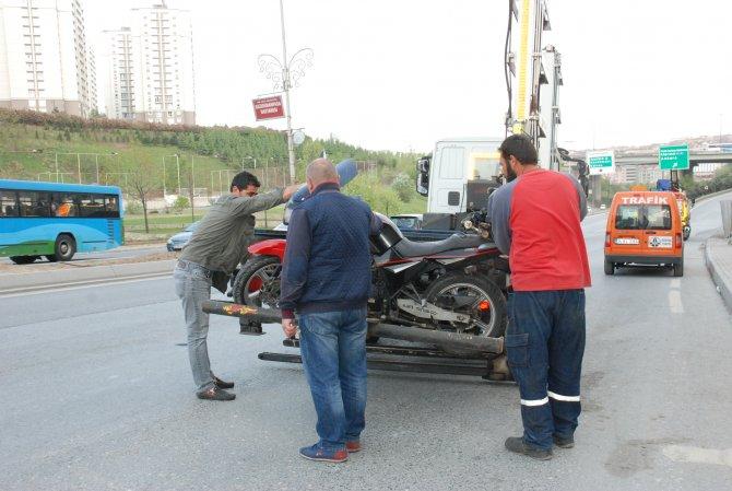 TEM'de kaza: 1 ölü