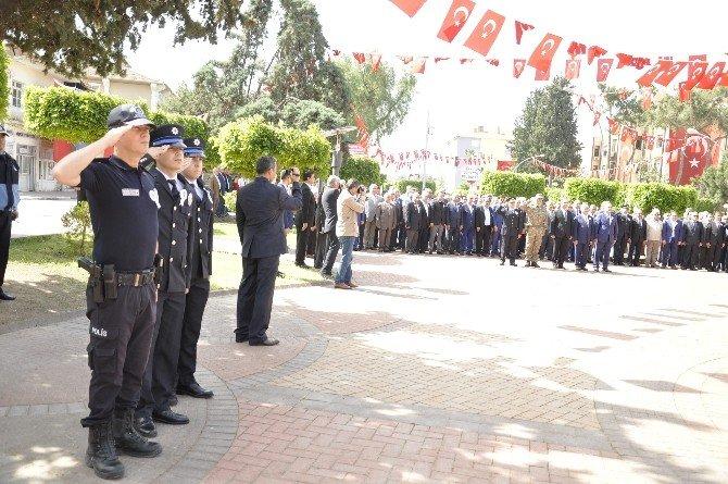 Dörtyol'da Polis Teşkilatının 171. Yılı Kutlandı