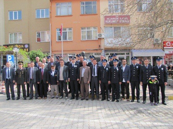 Hisarcık'ta Emniyet Teşkilatı'nın 171. Kuruluş Yıl Dönümü Kutlamaları