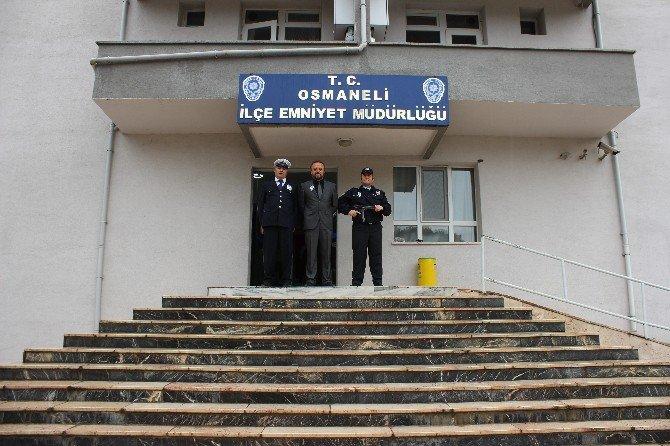 Türk Polis Teşkilatının 171. Kuruluş Yıldönümü